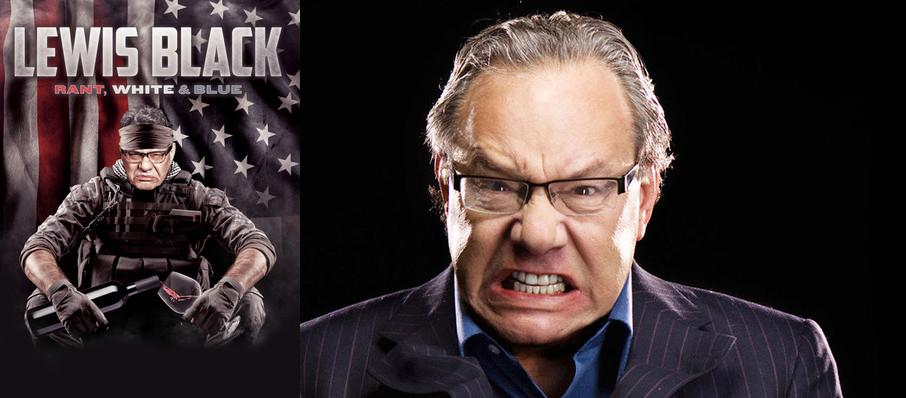 Lewis Black at State Theatre