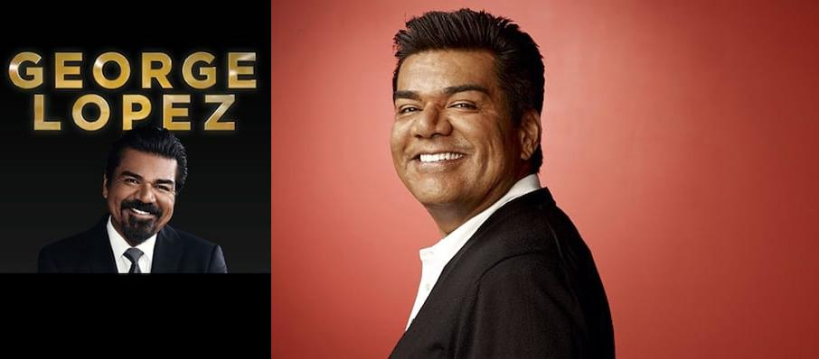 George Lopez at State Theatre