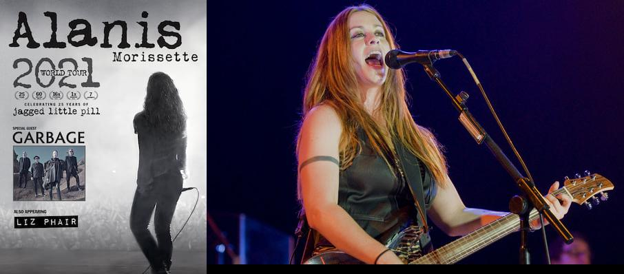 Alanis Morissette at PNC Bank Arts Center