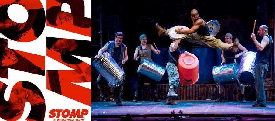 Stomp at State Theatre