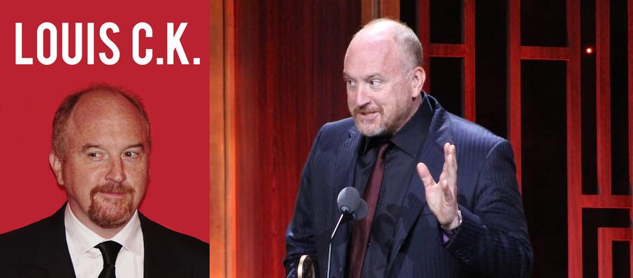 Louis C.K. at State Theatre