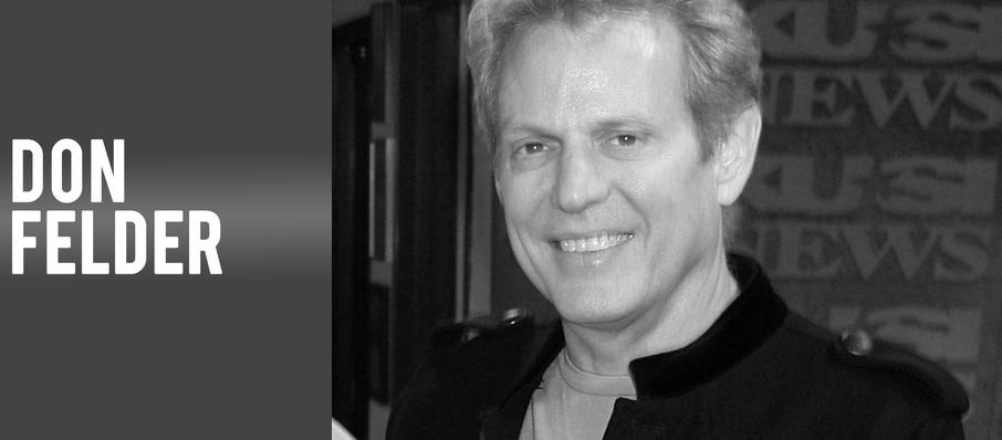 Don Felder at State Theatre
