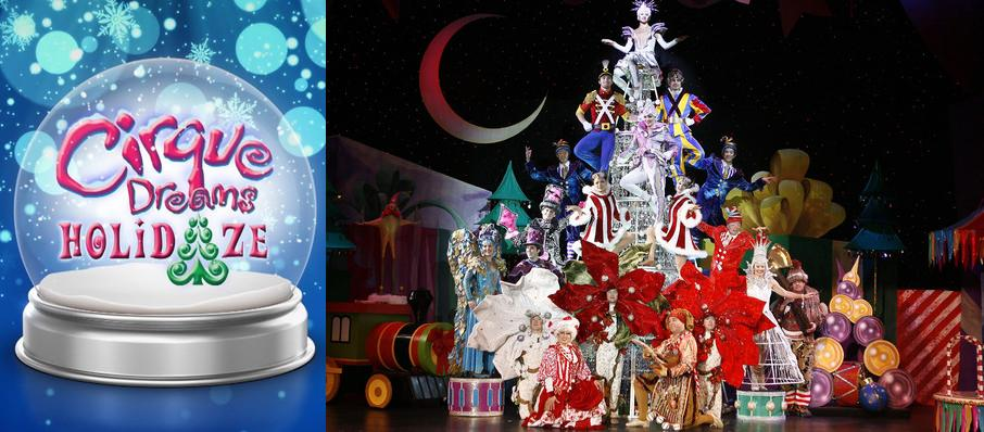 Cirque Dreams Holidaze at State Theatre