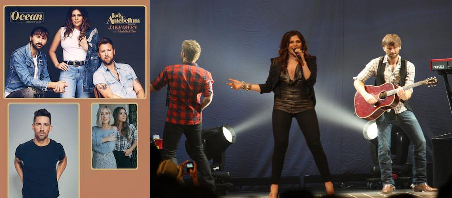 Lady Antebellum at PNC Bank Arts Center