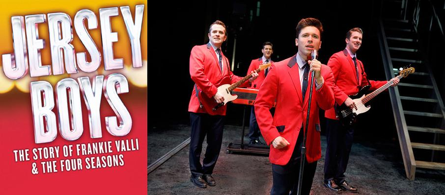 Jersey Boys at State Theatre