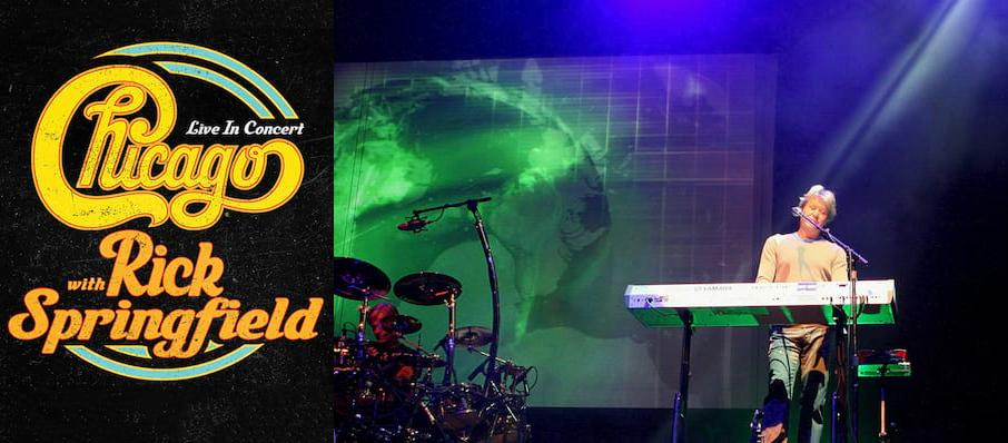 Chicago - The Band at PNC Bank Arts Center