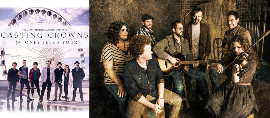 Casting Crowns at CURE Insurance Arena