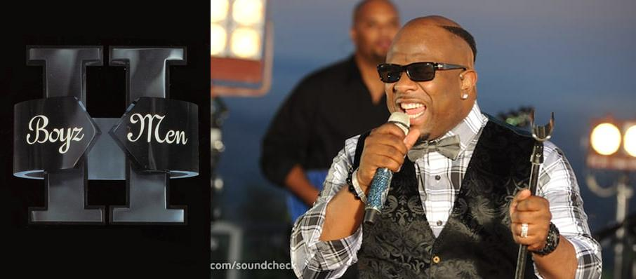 Boyz II Men at State Theatre