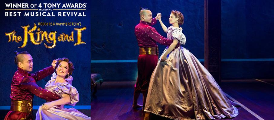 Rodgers & Hammerstein's The King and I at State Theatre