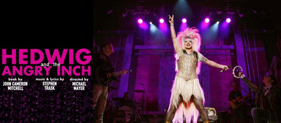 Hedwig and the Angry Inch at State Theatre