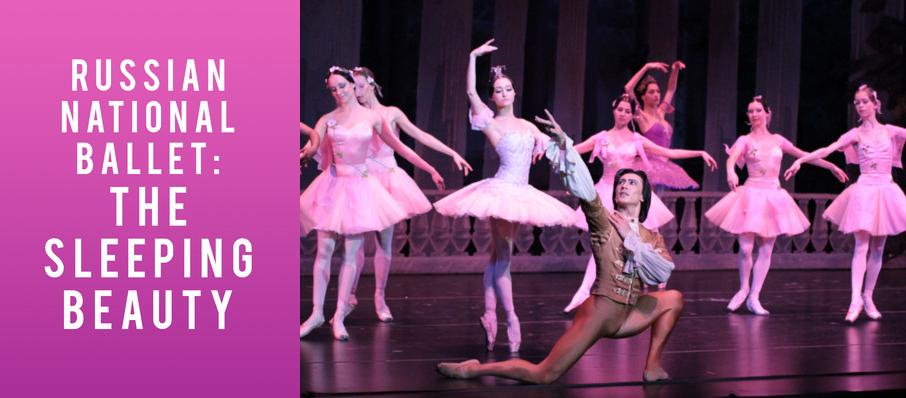 Russian National Ballet: The Sleeping Beauty at State Theatre