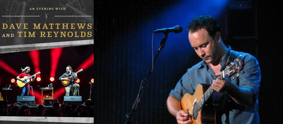 Dave Matthews and Tim Reynolds at PNC Bank Arts Center