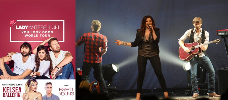 Lady Antebellum with Kelsea Ballerini at PNC Bank Arts Center
