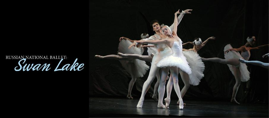 Russian National Ballet - Swan Lake at State Theatre