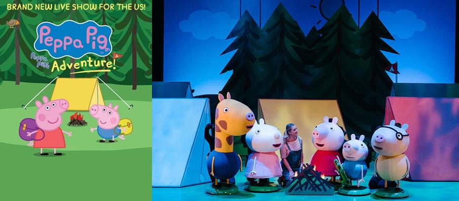Peppa Pig Live at State Theatre