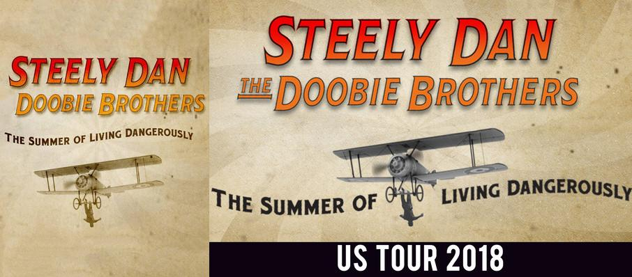 Steely Dan and The Doobie Brothers at PNC Bank Arts Center