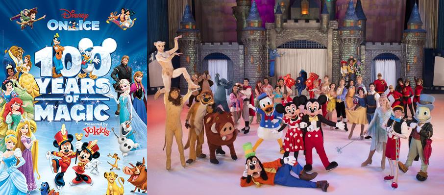 Disney on Ice: 100 Years of Magic at Sun National Bank Center
