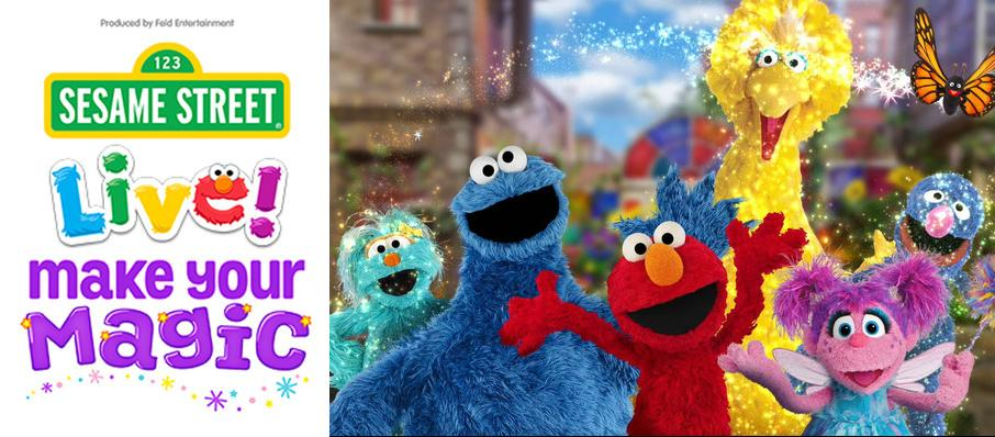 Sesame Street Live - Make Your Magic at State Theatre
