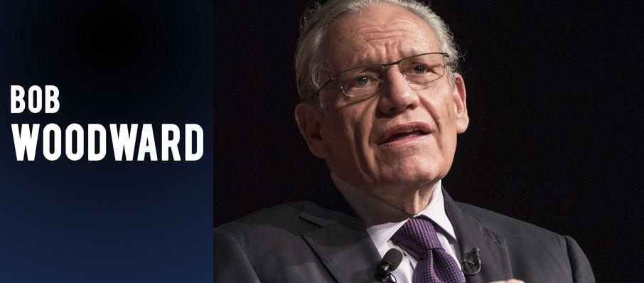 Bob Woodward at State Theatre
