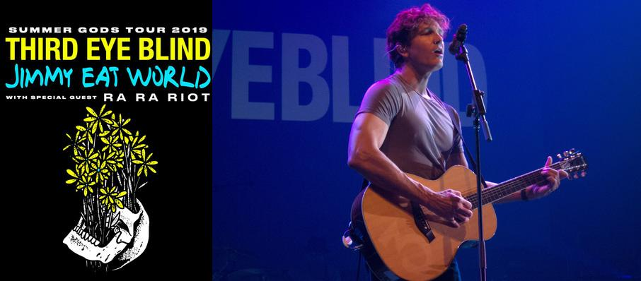 Third Eye Blind and Jimmy Eat World at PNC Bank Arts Center