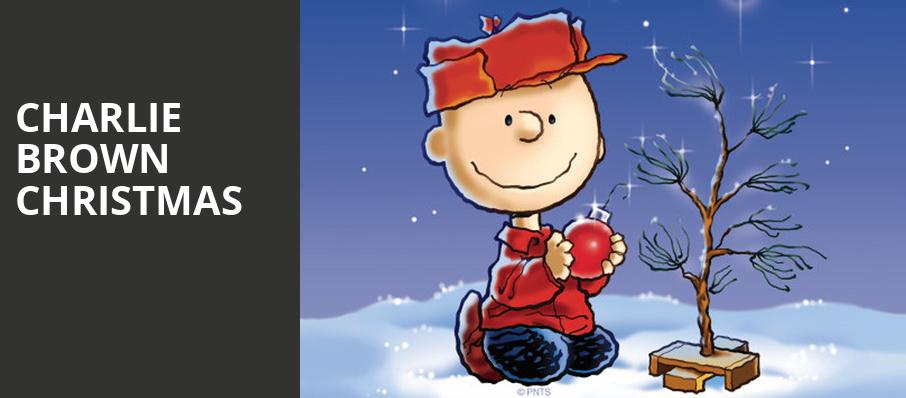 Charlie Brown Christmas, State Theatre, New Brunswick