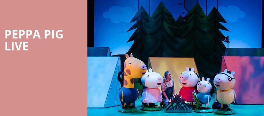 Peppa Pig Live, State Theatre, New Brunswick