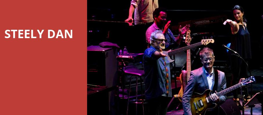 Steely Dan, PNC Bank Arts Center, New Brunswick