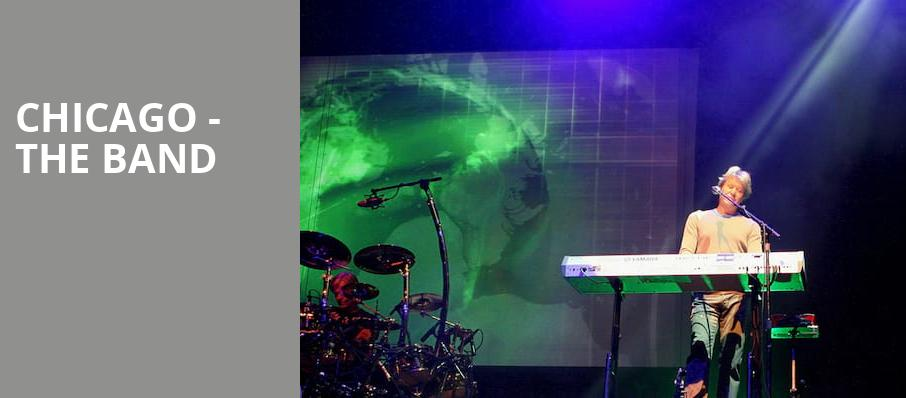 Chicago The Band, PNC Bank Arts Center, New Brunswick