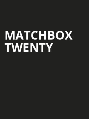 Matchbox Twenty, PNC Bank Arts Center, New Brunswick