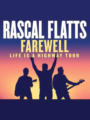 Rascal Flatts, PNC Bank Arts Center, New Brunswick