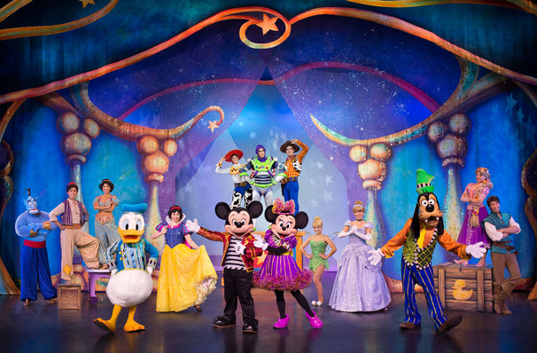 Dates announced for Disney Live! Mickey and Minnie's Doorway to Magic