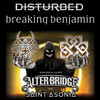 Disturbed Breaking Benjamin Alter Bridge Saint Asonia, PNC Bank Arts Center, New Brunswick