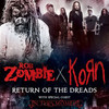 Rob Zombie Korn In This Moment, PNC Bank Arts Center, New Brunswick
